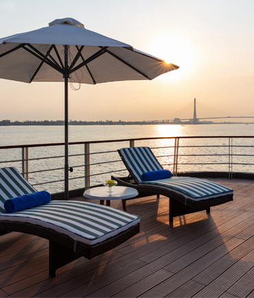 NEW LUXURY CRUISER TO PLY MEKONG DELTA WATERS